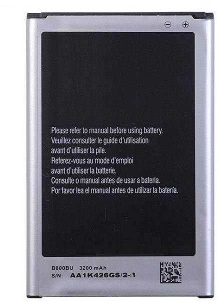 Smart Mobile Battery For  SAMSUNG Galaxy Note 3 Duos N9002 | B800BE | B800BC | B800BU | 3200mAh
