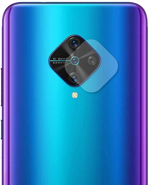 Karpine Back Camera Lens Glass Protector for Vivo S1 Pro