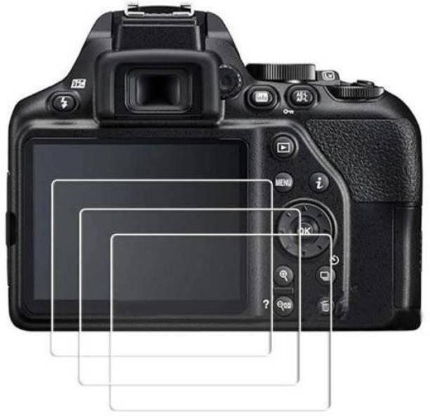 Tuta Tempered Screen Guard for Nikon D3500 DSR Camera