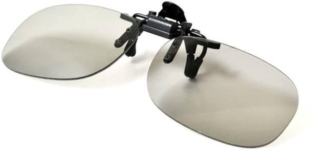 DOMO nHance PL10H Circular Polarized Clip-On 3D Glass