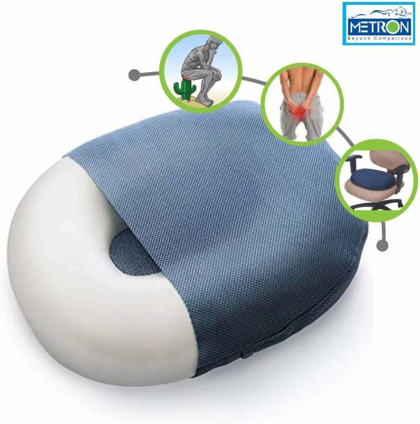 METRON Donut Ring Cushion Pillow Hip Support