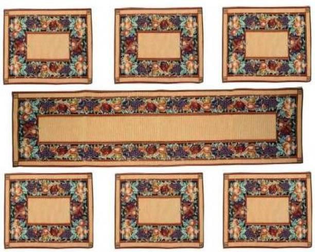 Samaaya Multicolor Table Linen Set