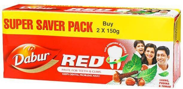 Dabur Red paste for teeth and gums Toothpaste