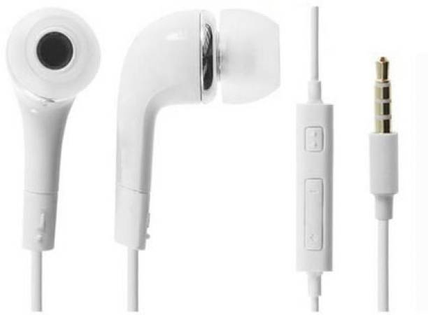 kluzie A2 Core,S9 Plus,J8,J4 Plus Earphone With Stereo Sound Wired Headset