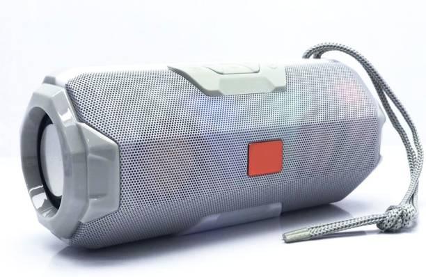 YODNSO Portable Rechargeable Wireless Speaker LED Light Flash Mp3 Music Player Mini SOund Box 5 W Bluetooth Speaker