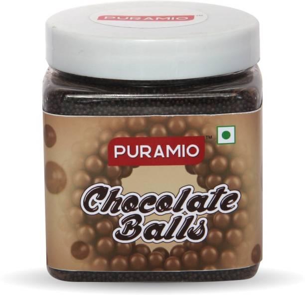 PURAMIO Chocolate Ball Sprinkles