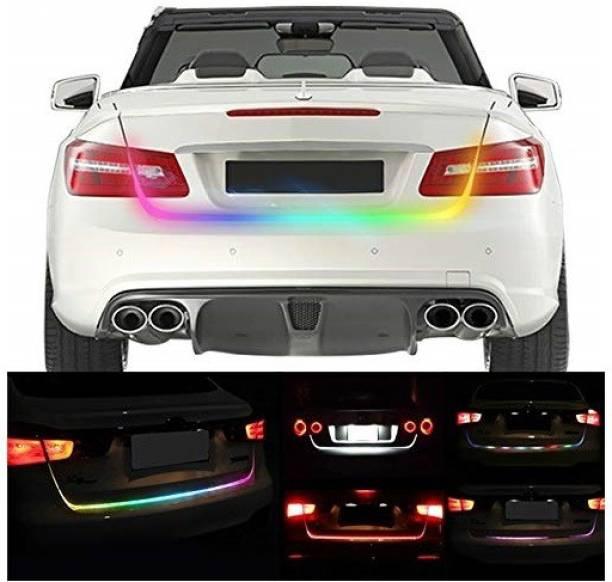 Auto Mac Universal Car Rear Tail Lights Dicky Light Streamer Brake Turn Signal LED Lamp Strip Waterproof, Car LEDs Strips Braking light5264 Car Fancy Lights