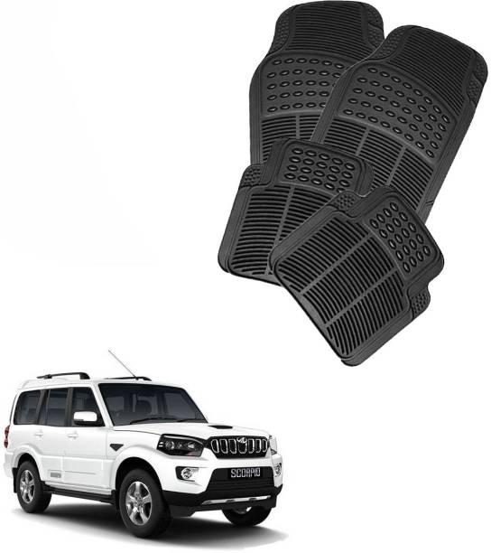 KANDID Rubber Standard Mat For  Mahindra Scorpio