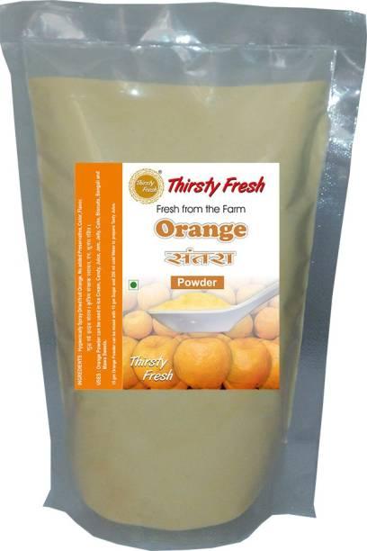 Thirsty Fresh Orange Powder