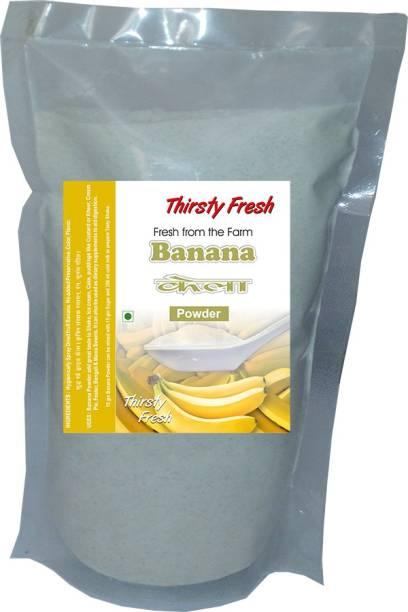Thirsty Fresh Banana Powder - Spray Dried