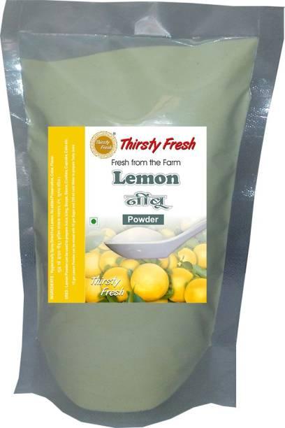 Thirsty Fresh Lemon Powder - Spray Dried
