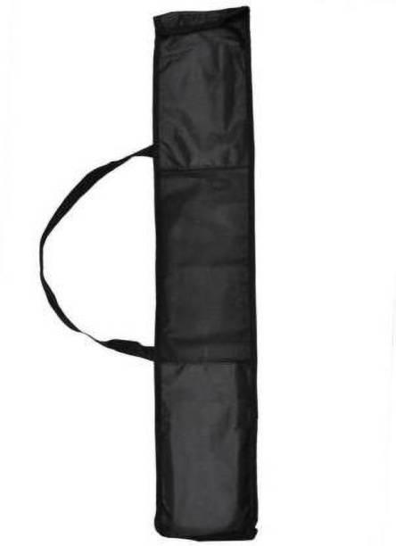 SPORTSHOLIC Cricket Bat Cover Black For Full Size Bat Bat Cover Free Size