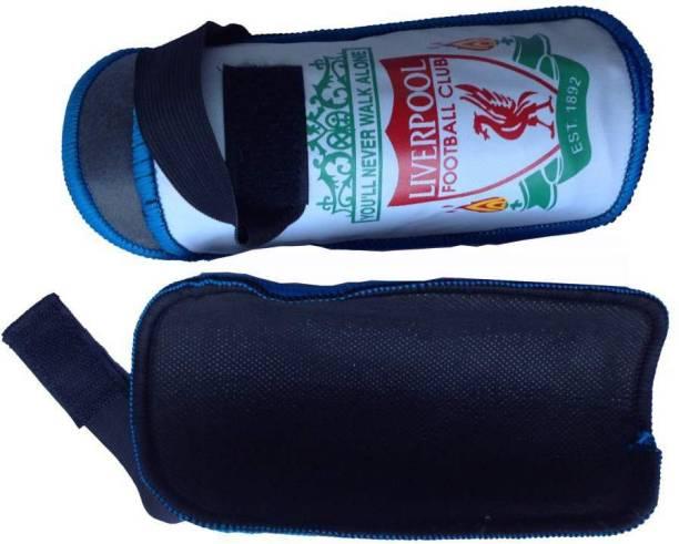 Navex Shin Guard Pads Protector club Liverpool 1 Football Shin Guard