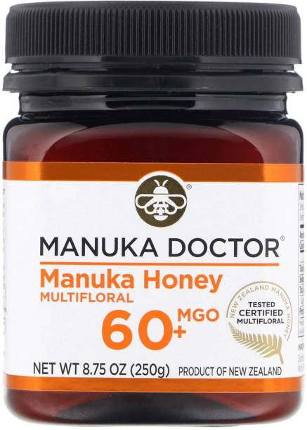 Manuka Doctor Honey Multifloral 60+ MGO 8.75 OZ