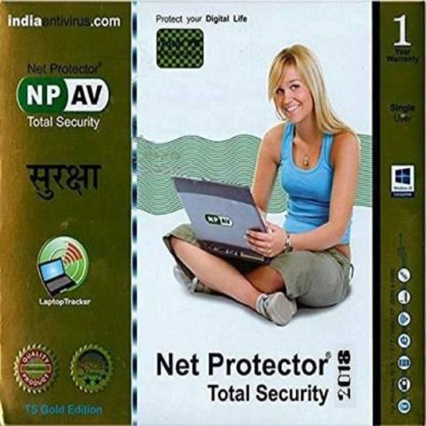 NPAV Total Security 1 User 1 Year (Renewal)