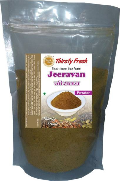 Thirsty Fresh Jeeravan Powder - Premium