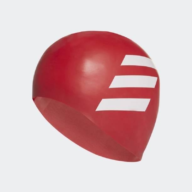 ADIDAS Swimming 3-Stripes Swim Cap Swimming Cap