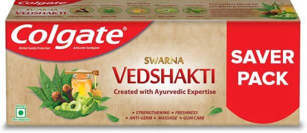 Colgate Swarna Vedshakti (Saver Pack) Toothpaste