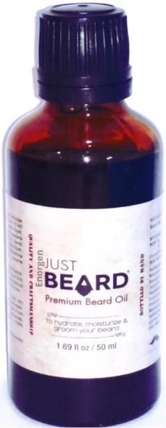 Enorgen JUSTBEARD Traditional Ayurvedic Premium Beard Growth Oil Hair Oil