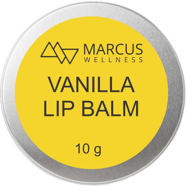 Marcus Wellness Vanilla Lip Balm Vanilla