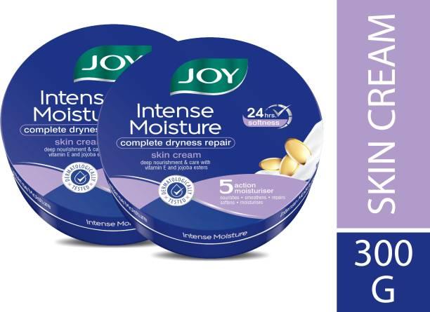 Joy Intense Moisture Complete Dryness Repair Skin Cream ( Pack of 2 x 150 ml)