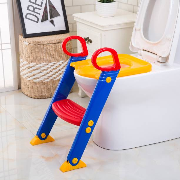 Miss & Chief Step Toilet Trainer Potty Seat