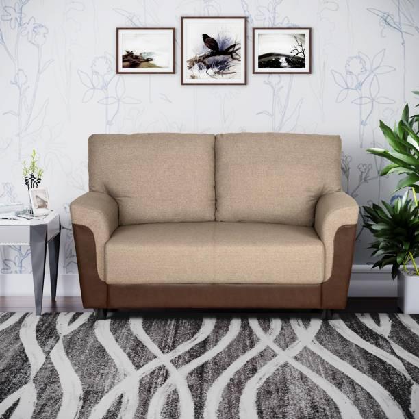 @Home by nilkamal Fabric 2 Seater  Sofa