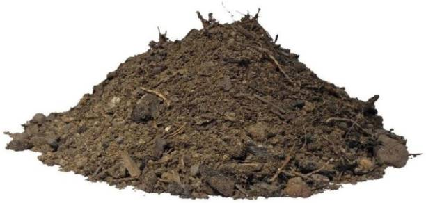 MASHKI 1 Kg of Pure Natural ORGANIC Cow Dung Dry Manure Powder Manure