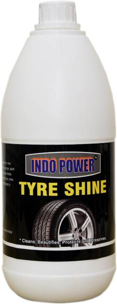 INDOPOWER EXTRA POWER8-TYRE SHINER 1ltr. 1000 g Wheel Tire Cleaner