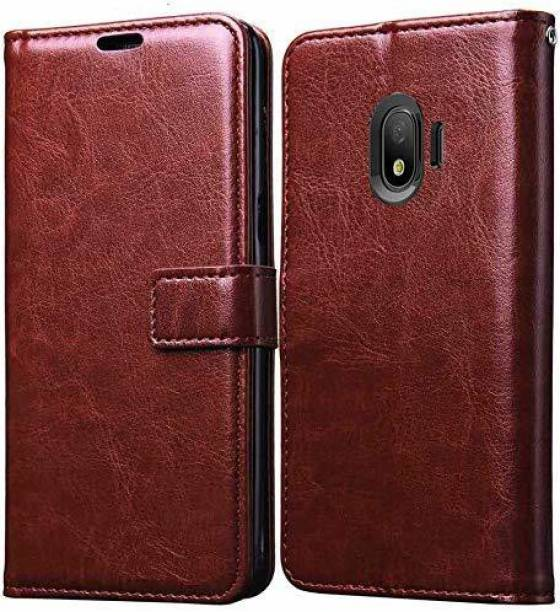 PAJO Flip Cover for Samsung Galaxy J4