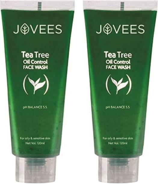 JOVEES  Tea Tree Face Wash