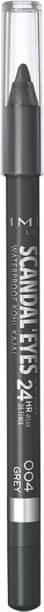 Rimmel London Scandaleyes Waterproof Kohl Kajal -Grey