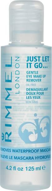 Rimmel London Gentle Eye Make Up Remover, 125 ml (4.23 fl oz) Makeup Remover
