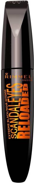 Rimmel London Scandaleyes Reloaded - Extreme Black 12 ml