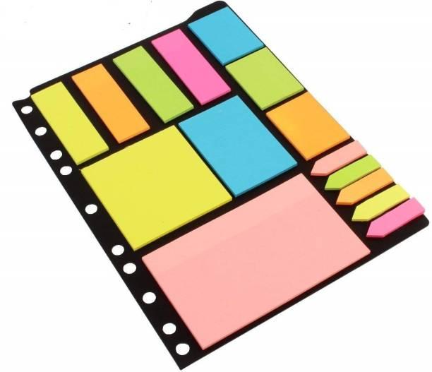 FRKB file sticky notes 25 Sheets regular, 5 Colors