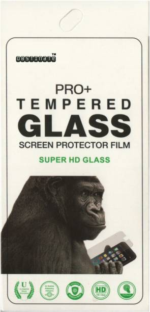 Obstinate Tempered Glass Guard for LG Harmony 4