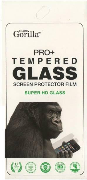 BLACK GORILLA Tempered Glass Guard for Motorola Moto One Fusion Plus