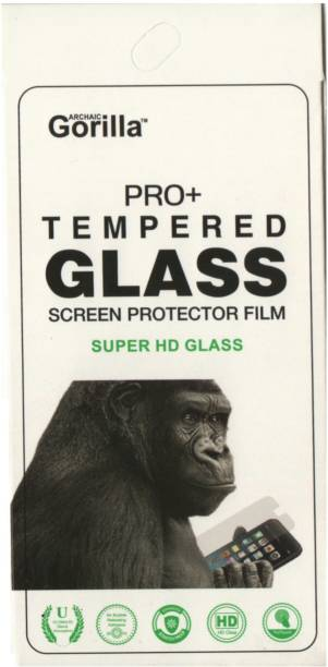 ARCHAIC Gorilla Tempered Glass Guard for for LG Harmony 4