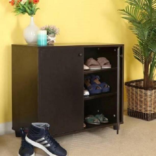 Home Full Engineered Wood Shoe Rack