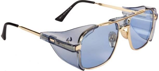 ROZZETTA CRAFT Retro Square Sunglasses