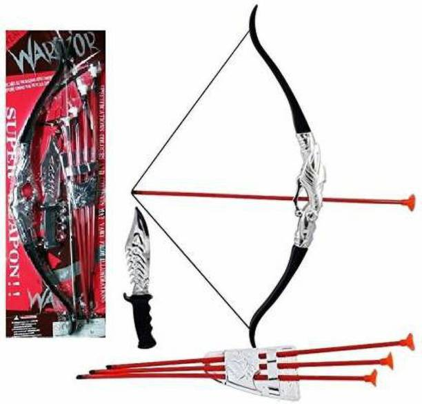 jmv Bow and Arrow Archery Toy Set for Kids Bows & Arrows