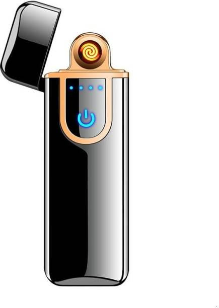 GREYFIRE Touch Sensing Ultra Slim USB Charging Cigarette Lighter