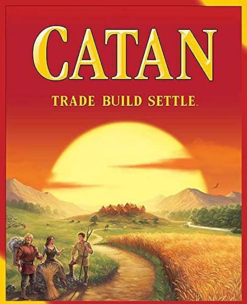 jmv Catan Board Game Educational Board Games Board Game