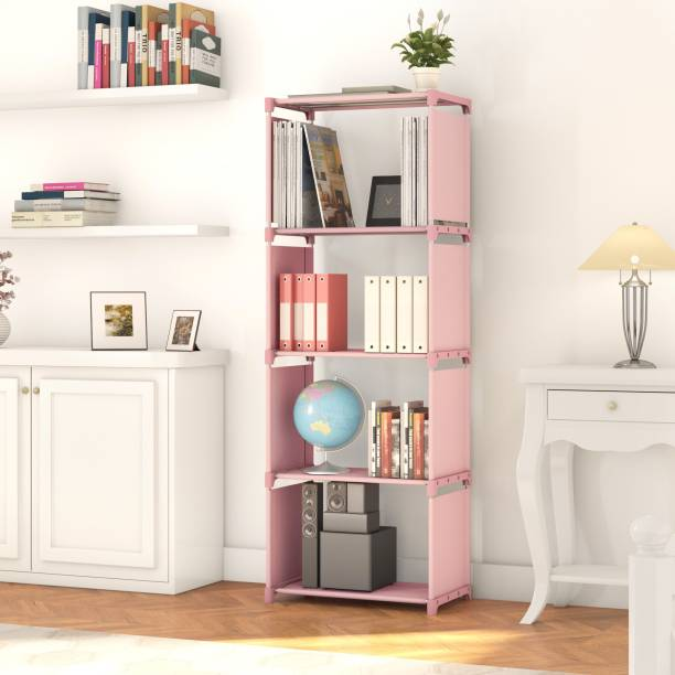 Flipkart Perfect Homes Studio Metal Open Book Shelf