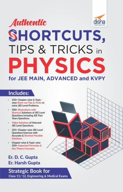 Authentic Shortcuts, Tips & Tricks in Physics for Jee Main, Advanced & Kvpy