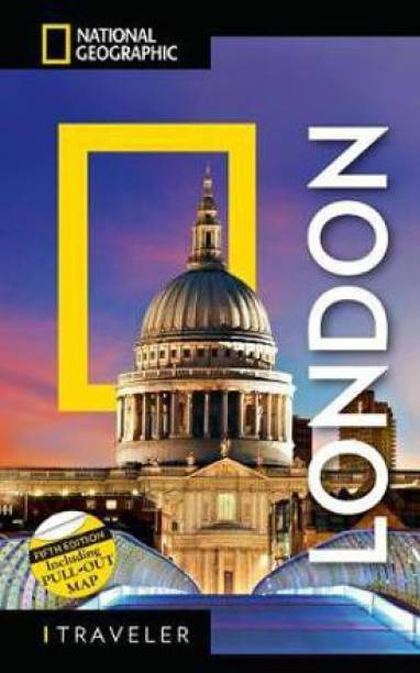 National Geographic Traveler: London, 5th Edition