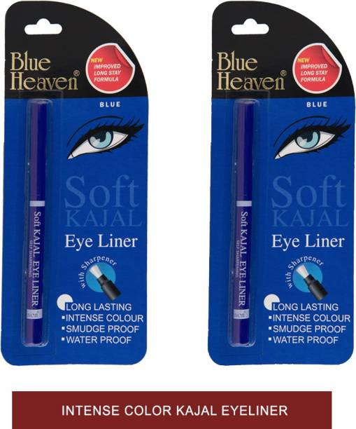 BLUE HEAVEN Soft Kajal Eyeliner - Blue 0.31 g