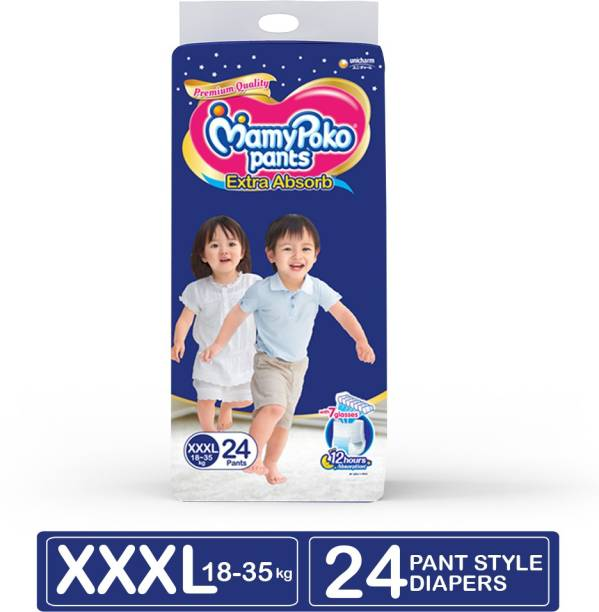 MamyPoko Pants Extra Absorb Diapers - XXXL