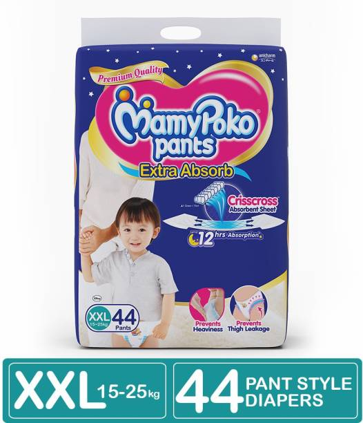 MamyPoko Extra Absorb Pant Diapers - XXL