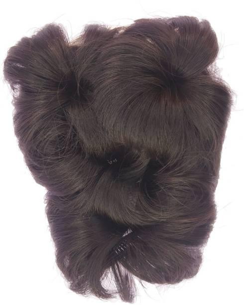 Shining Angel Butefull Black Clour Juda Maker for Girl/Women Set Of 1 Pices Back Pin